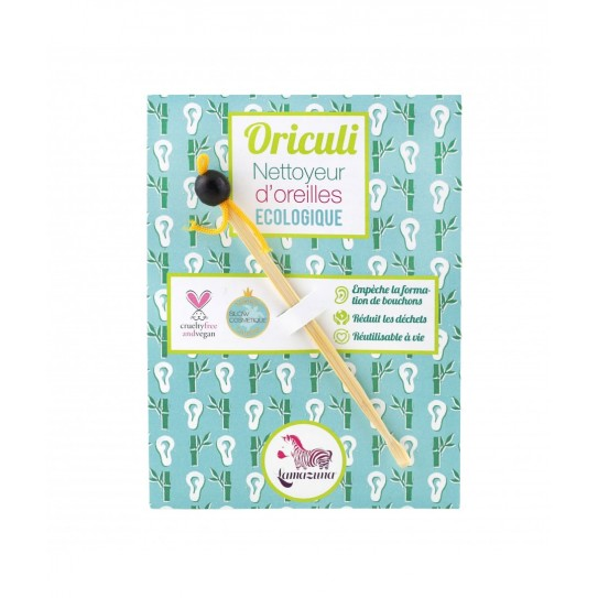 ORICULI - CURE OREILLES ECOLOGIQUE Bambou
