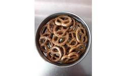 Bretzels d'epeautre à l'huile d'olive -100g- BIO